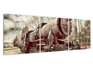 Povijesna slika lokomotive (V021965V12040)