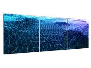 Slika - Planine u računalnom modelu (V022019V12040)