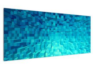 Obraz - abstraktní kostky (V020021V12050)