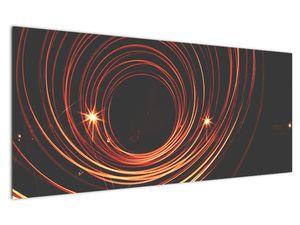 Obraz abstraktních linek (V020030V12050)