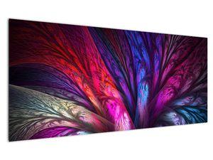 Tablou abstract cu copacul (V020125V12050)