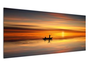 Tablou - cu barca  (V020168V12050)
