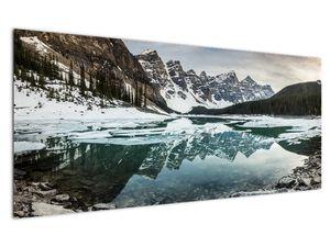 Tablou - lacul iarna (V020181V12050)
