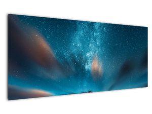 Obraz modré mléčné dráhy (V020646V12050)