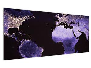 Tablou Pământului din Cosmos (V020649V12050)