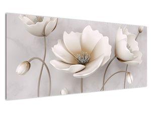Obraz bílých květin (V020898V12050)