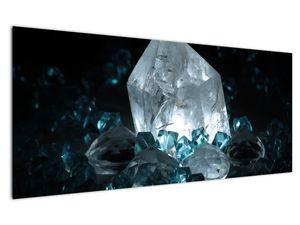 Schilderij - Kristal (V021107V12050)