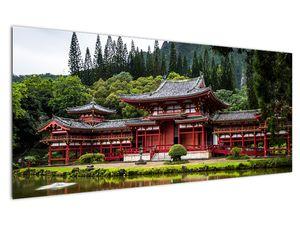 Obraz - Budhistický kláštor (V021325V12050)