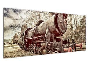 Povijesna slika lokomotive (V021965V12050)