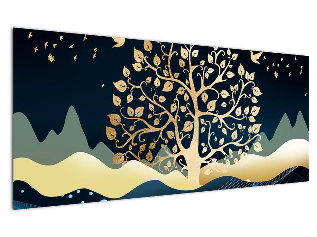 Slika zlatega drevesa (V022286V12050)