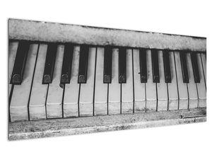 Egy régi zongora képe (V022562V12050)