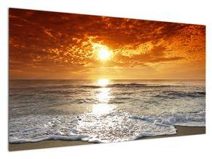 Slika zalaska sunca na Korzici (V021165V12070)