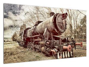 Povijesna slika lokomotive (V021965V12070)