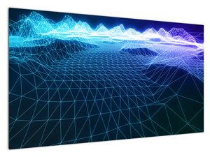 Slika - Planine u računalnom modelu (V022019V12070)