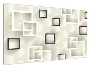 Geometrický abstraktný obraz (V022306V12070)