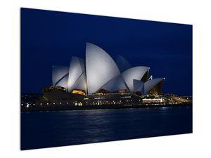 Tablou Sydney nocturn (V020022V12080)
