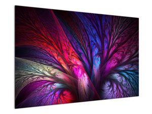 Tablou abstract cu copacul (V020125V12080)