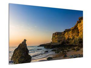 Obraz - morský útes (V020161V12080)