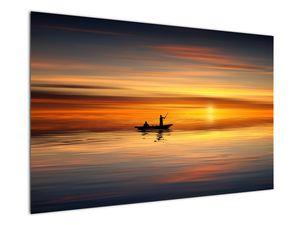 Tablou - cu barca  (V020168V12080)