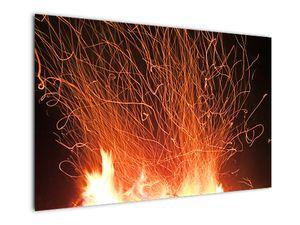 Tablou cu focul (V020437V12080)