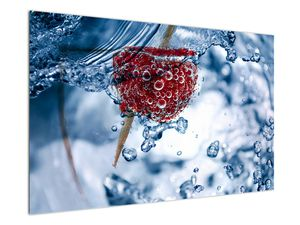 Kép - málna részlete a vízben (V020516V12080)