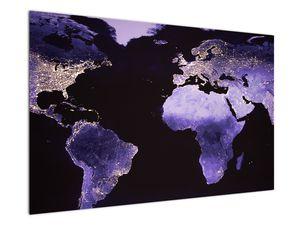 Tablou Pământului din Cosmos (V020649V12080)