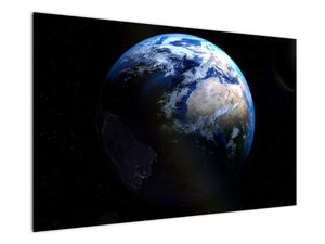 Föld és a Hold képe (V020671V12080)