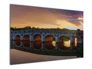 Obraz mostu (V020801V12080)