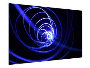 Kék spirálok képe (V020815V12080)
