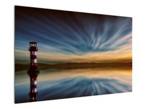 Világítótorony képe (V020892V12080)
