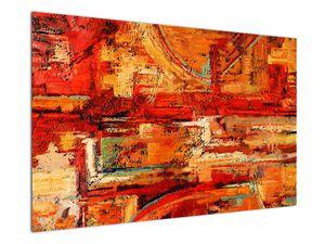 A falfestmény képe (V021108V12080)