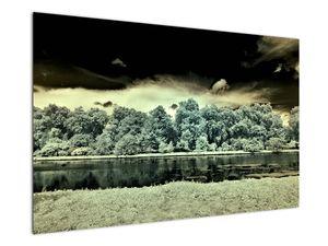 A víz felszínének képe (V022315V12080)