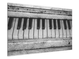 Egy régi zongora képe (V022562V12080)