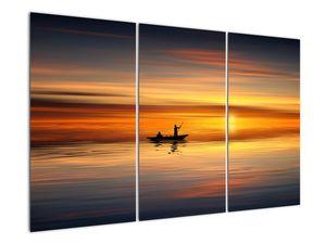Obraz - plavba na loďke (V020168V120803PCS)