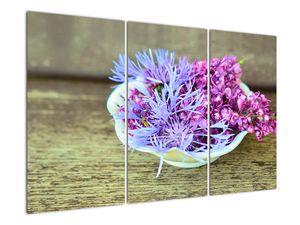 Obraz dekorace s levandulí (V020874V120803PCS)