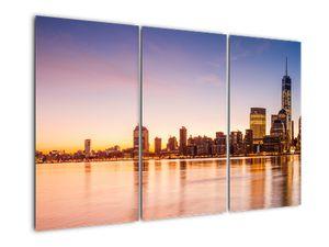 Obraz města při západu slunce (V020924V120803PCS)