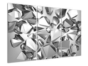 3D-Abstraktionsbild (V020935V120803PCS)