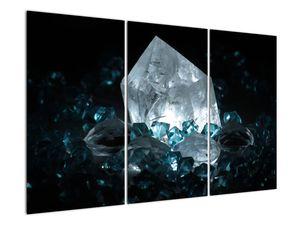 Schilderij - Kristal (V021107V120803PCS)