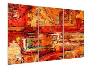 A falfestmény képe (V021108V120803PCS)