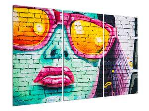 Obraz - Graffiti (V021554V120803PCS)