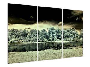 A víz felszínének képe (V022315V120803PCS)