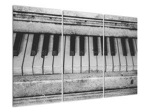 Egy régi zongora képe (V022562V120803PCS)