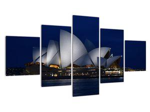 Tablou Sydney nocturn (V020022V12570)