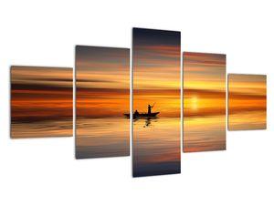 Obraz - plavba na loďke (V020168V12570)