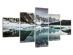 Tablou - lacul iarna (V020181V12570)