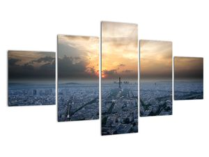 Tabloul - Paris din înâlțime (V020212V12570)