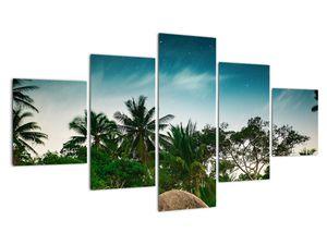Tablou - palmierii (V020239V12570)