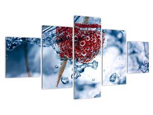Kép - málna részlete a vízben (V020516V12570)