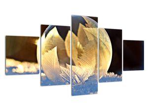 Kép - fagyott buborékok (V020519V12570)