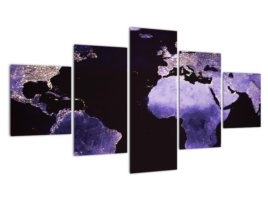 Tablou Pământului din Cosmos (V020649V12570)